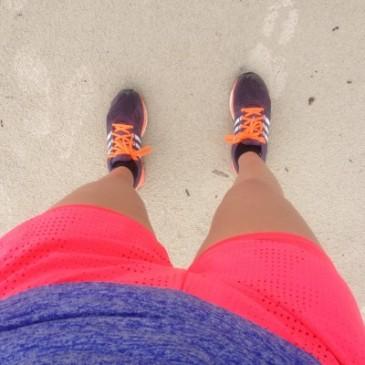 hardlopen op vakantie