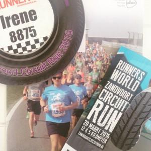 Runnersword Zandvoortcircuitrun
