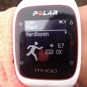 hardlopen polar