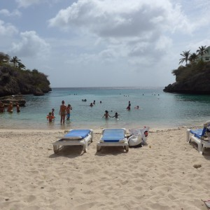 playa laguna curaçao