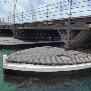 pontjesbrug Curaçao