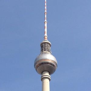 Fernsehturm Berlijn stedentrip