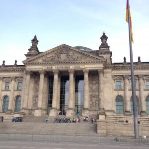 Reichstag Berlijn stedentrip