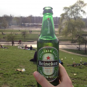 Mauerpark Berlijn stedentrip