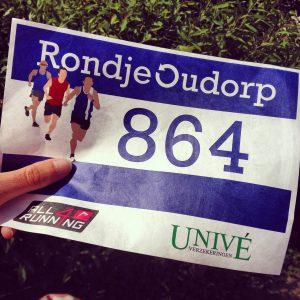hardlopen rondje Oudorp