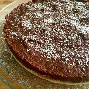 recept chocoladetaart