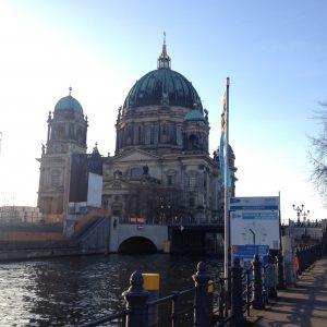 hardlopen op vakantie Berlijn