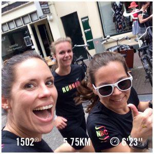 hardlopen Nike run club