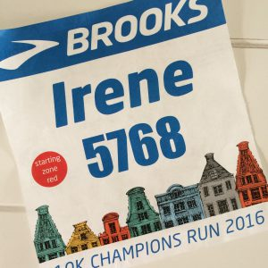 Brooks 10K Champions Run