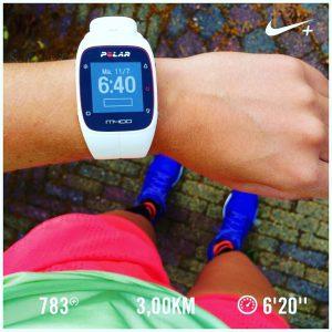 hardlopen Nike plus
