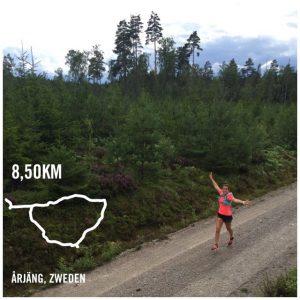 hardlopen zweden