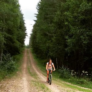 mountainbiken Zweden