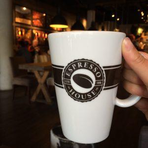 Zweden Stockholm Espresso House