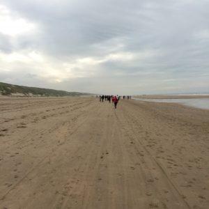 strand- en duinloop AV Castricum
