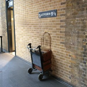 Londen Harry Potter