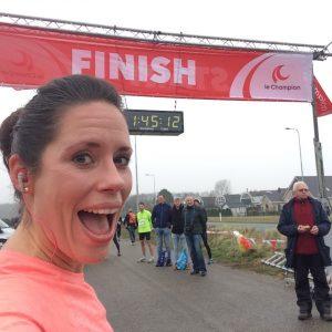 hardlopen Midwinterduinloop