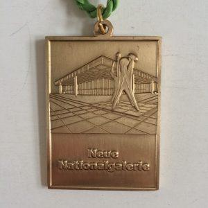 hardlopen medaille halve marathon Berlijn