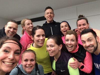 run clinic Marko Koers