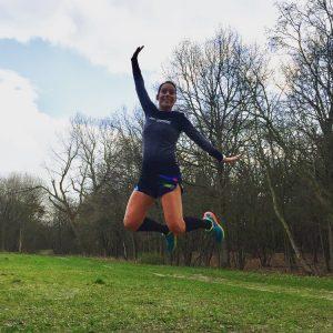 hardlopen Asics Frontrunner