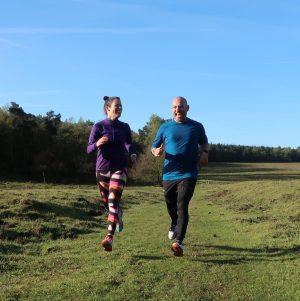 Asics Frontrunner hardlopen