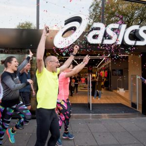 Asics flagship store
